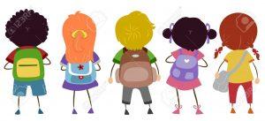 kids on the way to school cashpanda.co.uk