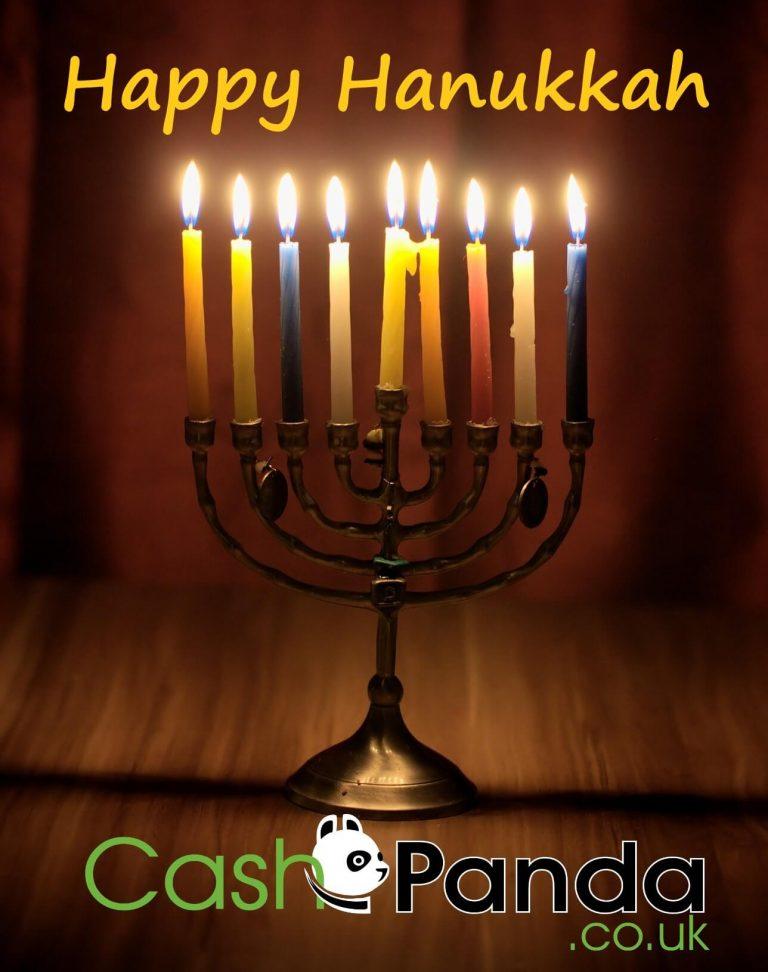CashPanda Hanukkah
